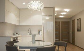 4 kambarių butas Vilniuje: skoninga prabanga