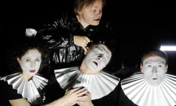 Oskaro Koršunovo Hamletas