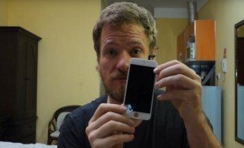 Surinko iPhone 6 iš Kinijoje parduodamų detalių