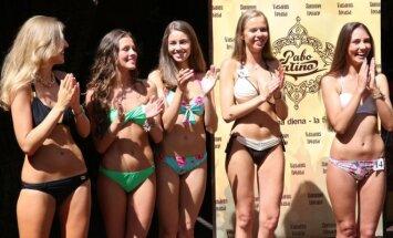 Mis Lietuva 2014 finalininkės
