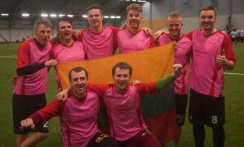 Lėkščiasvydžio Discoholics komanda iš Lietuvos