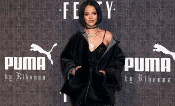 """""""Puma"""" ir Rihanna"""