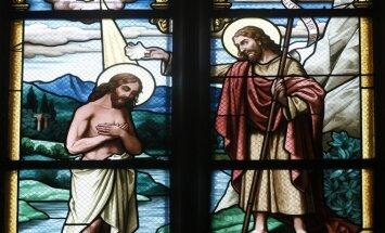 Jėzaus krikštas
