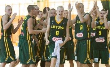 Lietuvos jaunučių (U-16) rinktinė