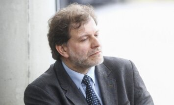 Darius Kuolys, one of the leaders of the List of Lithuania