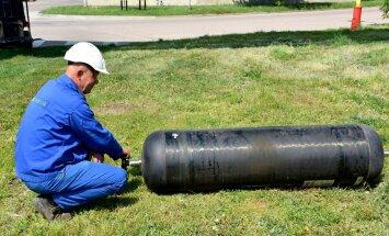 SGD dujų balionas