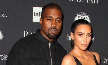 Kanye Westas ir Kim Kardashian