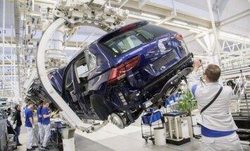 Gaminamas Volkswagen Tiguan