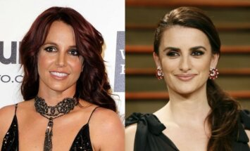 Britney Spears, Penelope Cruz
