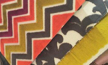 Vintažas – šio sezono interjero tekstilės lyderis