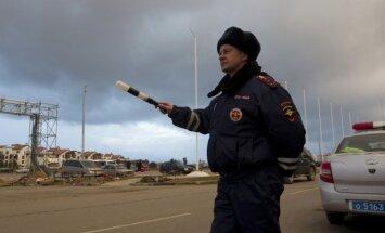 Rusijos policininkas