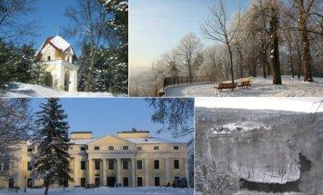 Lankytinos Vilniaus vietos žiemą