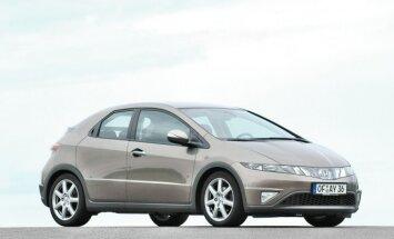 Aštuntos kartos Honda Civic