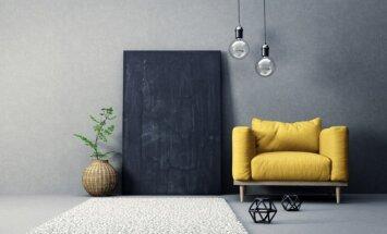 Dizainerės patarimai, kaip įsirengti skandinaviško stiliaus interjerą