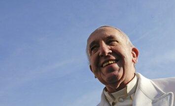 Popiežius Pranciškus