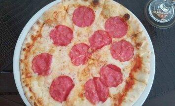 Palangos kainų perliukai: parodė, kaip atrodo pica už 8,50 euro