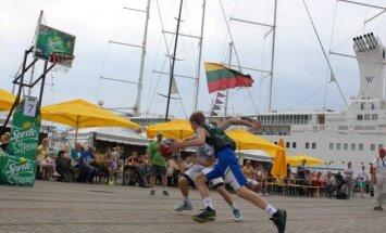 Talentų kovos Klaipėdoje