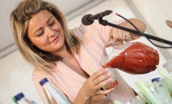 Beatos Nicholson kulinarinė pamoka