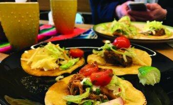 Kasdien skirtingose vietose pietaujanti vilnietė apie naują užkandinę: taip pigiai mažai kur bepavalgysi