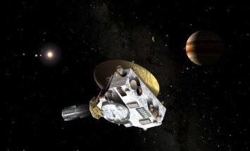 NASA zondas New Horizons