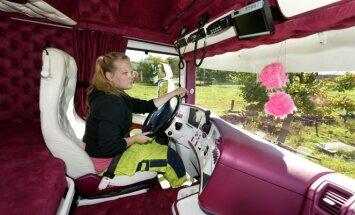 Vilkiko vairuotojų gyvenimas toli gražu nėra rožinis