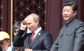 Vladimiras Putinas, Xi Jinpingas