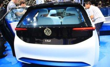 Koncepcinis elektromobilis Volkswagen I.D