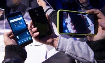 Nokia 2017 m. naujovės