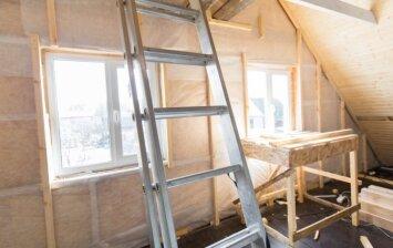 Dilema: šiltinti namą iš vidaus ar iš išorės?