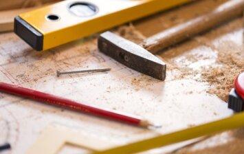 5 idėjos, kaip seną baldą paversti nauju