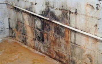 Rūsio hidroizoliacija: medžiagos ir dažniausios klaidos