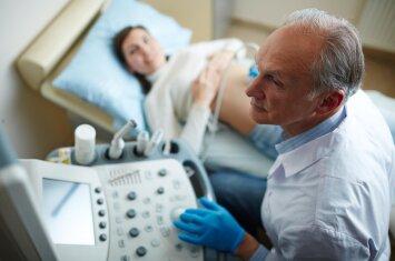 Gydytoja: kada anksčiausiai galima pamatyti būsimo vaiko lytį