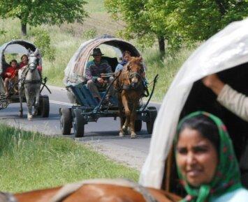 """Istorija: kaip lietuviai sugyveno su linksmaisiais romų """"karaliais"""""""