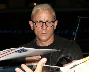 Nepatikėsite, kaip radikaliai įvaizdį pakeitė Džeimsą Bondą vaidinantis aktorius