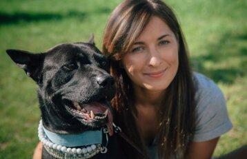 Retos veislės charakteringas šuo padėjo atsirinkti tikrus draugus