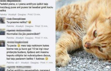 Už žiaurų elgesį su gyvūnais nori uždrausti juos laikyti