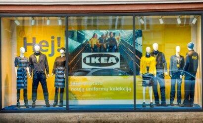IKEA visame pasaulyje pakeitė uniformą. Tai lygybės ir stiprios bendruomenės ženklas