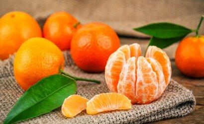 Pirkėjai jau graibsto mandarinus: kaip išsirinkti saldesnius ir sultingesnius