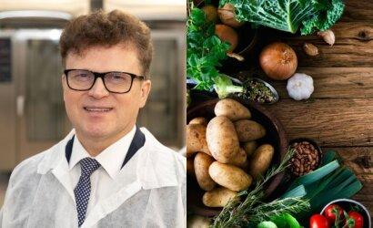 Stukas – apie lietuvių mitybą: jei valgysite daug šios spalvos daržovių, būsite ramesni ir sveikesni