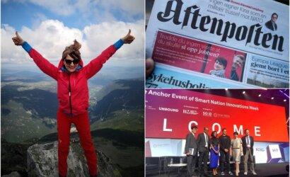Įspūdinga lietuvės karjera Norvegijoje: nesvarbu lytis, svarbu protas ir energija
