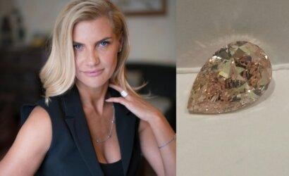 Dana Ribas: kaip mergaitė iš Skuodo prasimušė į deimantų verslą ir susikūrė tokį gyvenimą, apie kurį kiti tik svajoja