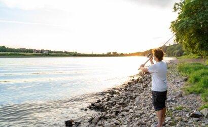 Puiki veikla iškyloje – žvejyba: kelios gudrybės, kurios padės vakare mėgautis gardžia žuviene