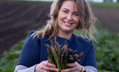 Lietuviškų smidrų derliumi jau mėgaujasi ne tik gurmanai