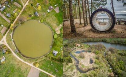 Kraštas, apdovanotas 33 ežerais ir dešimtimis gamtos paminklų: tiks ir gamtos, ir architektūros entuziastams