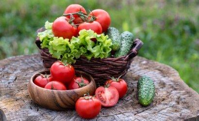 Ūkininkai sklaido mitą: ekologiškų produktų turime per akis, stabdys – verslo interesai