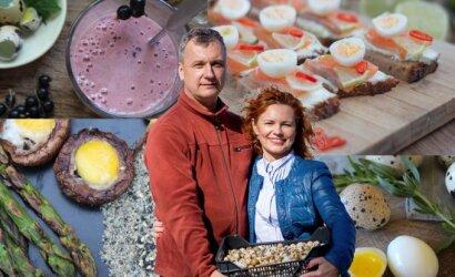 Nuo 20 iki 20 tūkst. putpelių: šiandien šie kiaušiniai keičia Velykų madas ir yra išsigelbėjimas alergiškiems žmonėms