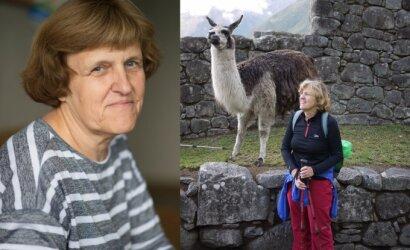 Valentina Dagienė – mokslininkė, 5 vaikų mama, patekusi net į Gineso rekordų knygą: ko trūksta lietuviams, kad pasiektų savo tikslų?