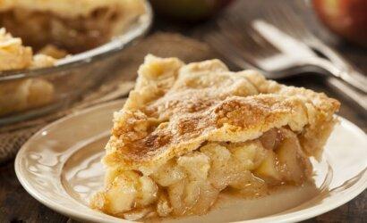 Prancūzas konditeris papasakojo, kaip pasigaminti tobulą trapią tešlą obuolių pyragui