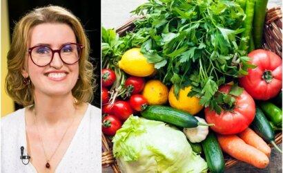 Vaida Kurpienė paaiškino, kaip ir kokias daržoves vertingiausia valgyti rudenį bei žiemą: kas galioja visoms – netinka pomidorams