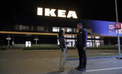 Tai, ko įprastai niekas nemato: parodė, kas vyksta IKEA parduotuvėse naktimis